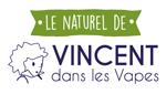 Logo de marque Vincent dans les vapes